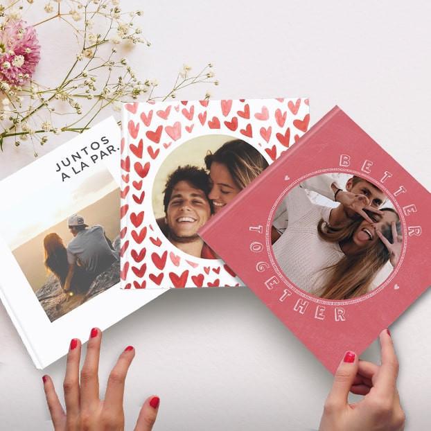 FotoLibro San Valentín